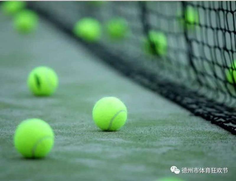 2019德州市网球双打总决赛